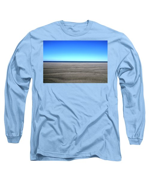 Cold Beach Day Long Sleeve T-Shirt