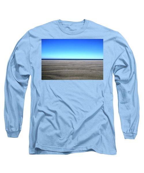 Cold Beach Day Long Sleeve T-Shirt