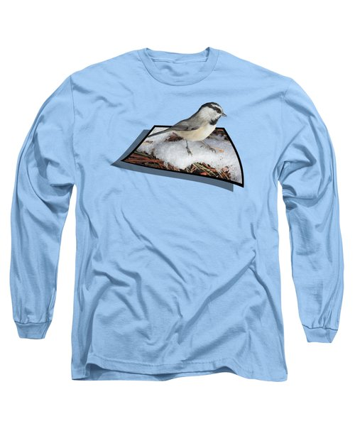 Cold Feet Long Sleeve T-Shirt by Shane Bechler