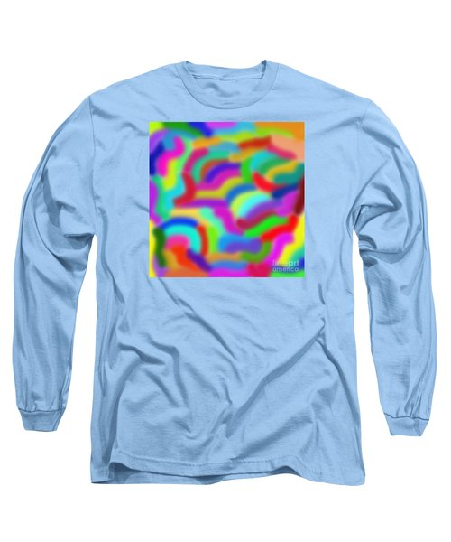Color Around Long Sleeve T-Shirt
