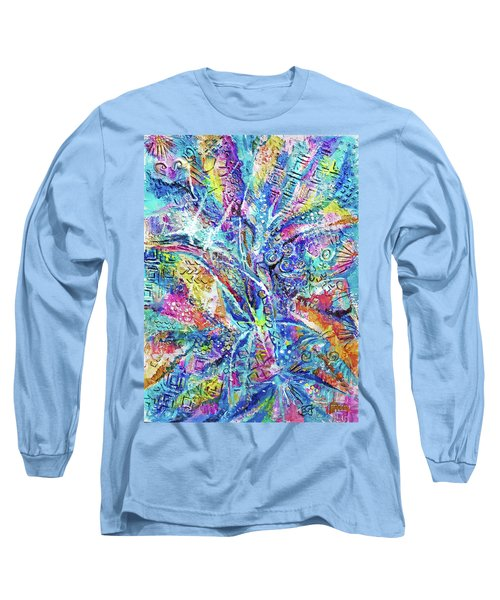 Color Play 1 Long Sleeve T-Shirt