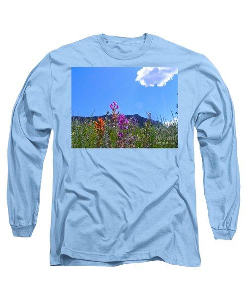 Colorado Colors Long Sleeve T-Shirt