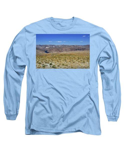 Colorado River In Arizona Long Sleeve T-Shirt by RicardMN Photography