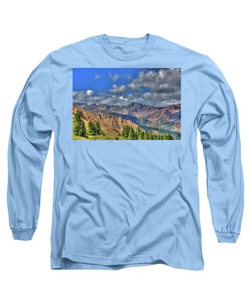 Colorado Rocky Mountains Long Sleeve T-Shirt
