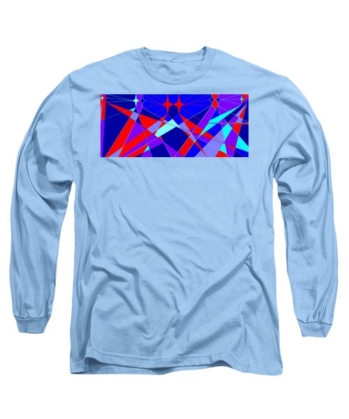Colorful 1 Long Sleeve T-Shirt