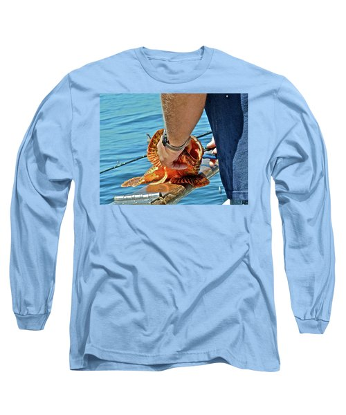 Colorful Catch Long Sleeve T-Shirt