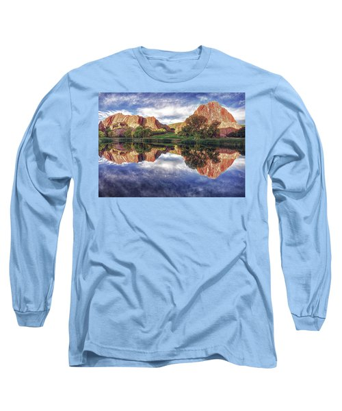 Colorful Colorado Long Sleeve T-Shirt