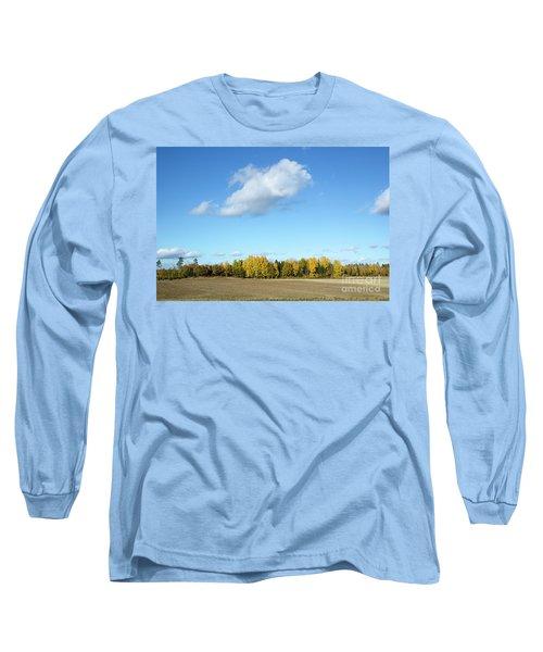 Colorful Landscape Long Sleeve T-Shirt by Kennerth and Birgitta Kullman
