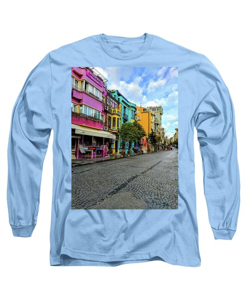 Colors Of Istanbul Long Sleeve T-Shirt