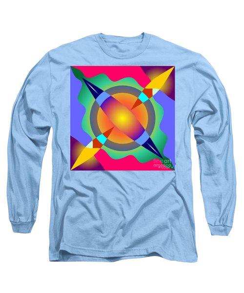 Colorscape 1-5 Long Sleeve T-Shirt