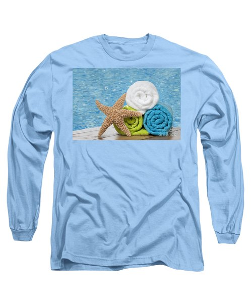 Colourful Towels Long Sleeve T-Shirt
