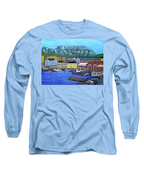 Colours Of Cape Town Long Sleeve T-Shirt