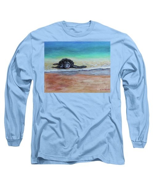 Coming To Nest Long Sleeve T-Shirt