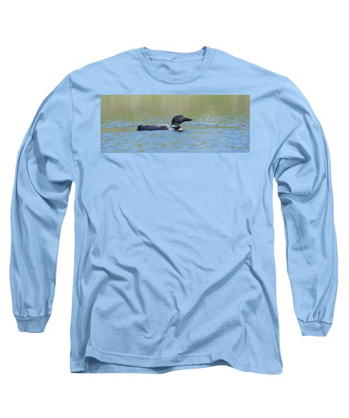 Common Loon Long Sleeve T-Shirt
