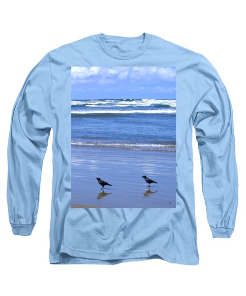 Companion Crows Long Sleeve T-Shirt
