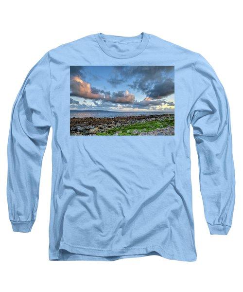 Connemara Sunset Long Sleeve T-Shirt