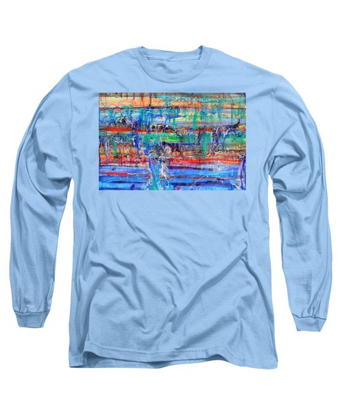 Convection Diffusion Long Sleeve T-Shirt