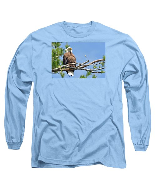 Long Sleeve T-Shirt featuring the photograph Cool Breeze by Glenn Gordon