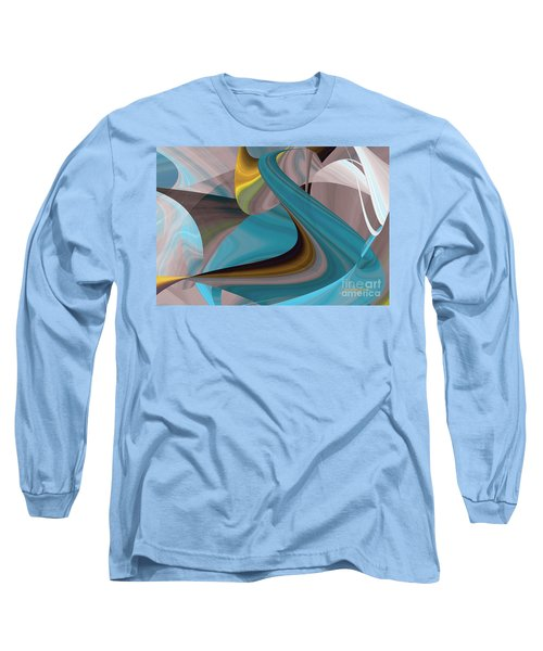 Cool Curvelicious Long Sleeve T-Shirt