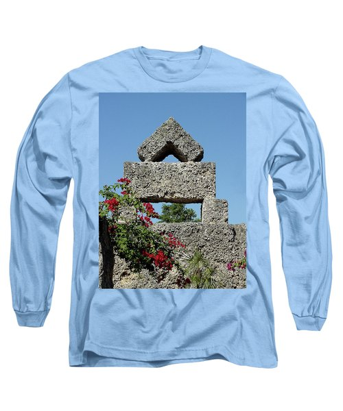 Coral Castle For Love Long Sleeve T-Shirt