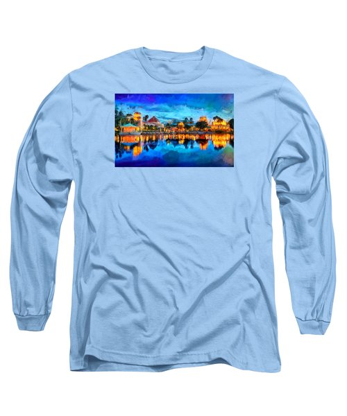 Coronado Springs Resort Long Sleeve T-Shirt