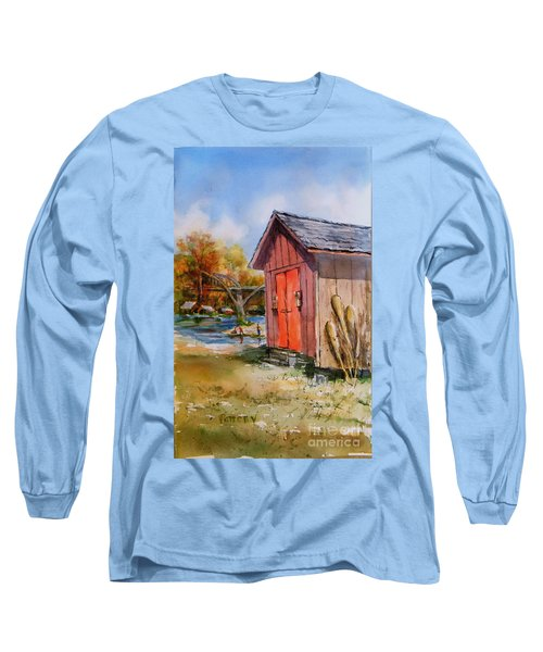 Cotter Shed Long Sleeve T-Shirt