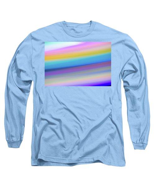 Cotton Candy Long Sleeve T-Shirt