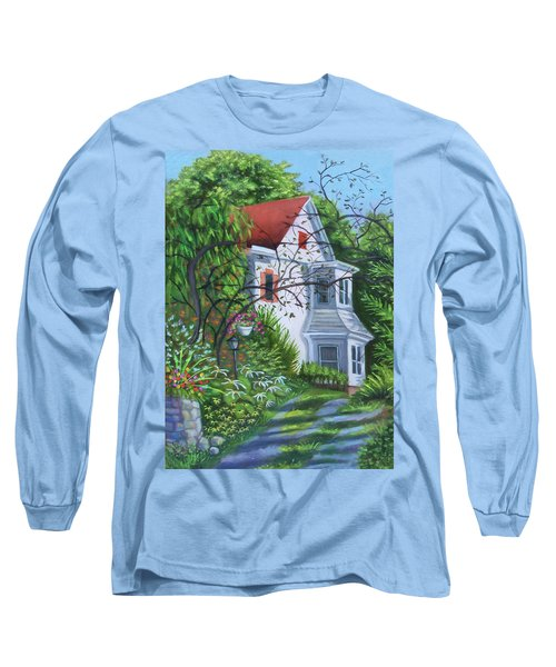 Country Home Long Sleeve T-Shirt