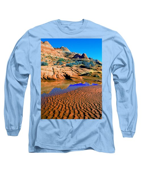 Coyote Buttes Reflection Long Sleeve T-Shirt
