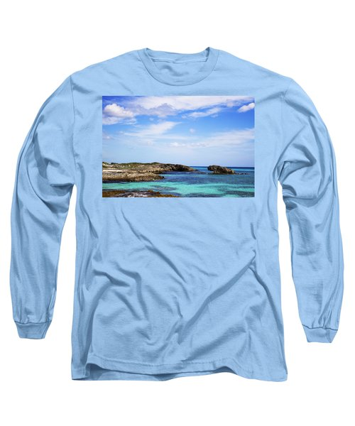 Cozumel Mexico Long Sleeve T-Shirt by Marlo Horne