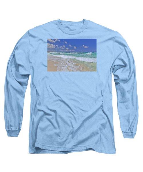 Cozumel Paradise Long Sleeve T-Shirt by Chad Dutson