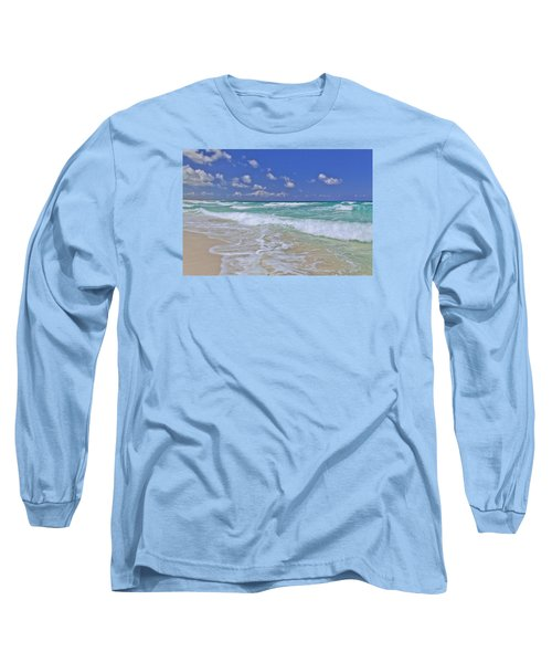 Cozumel Paradise Long Sleeve T-Shirt
