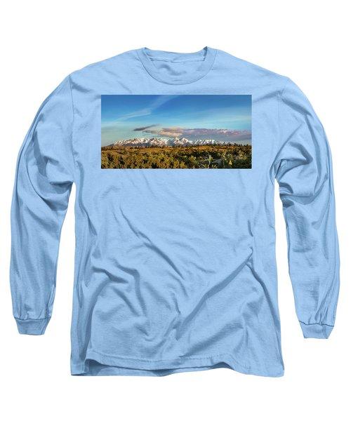 Crazy Mountains Long Sleeve T-Shirt