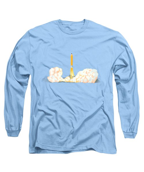Creative Takeoff Long Sleeve T-Shirt