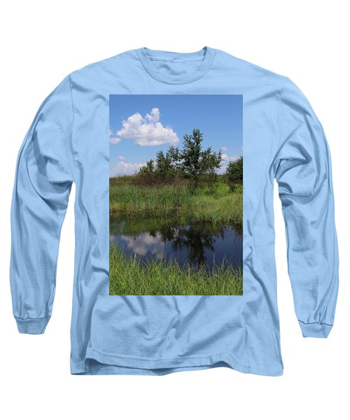 Crex Meadows Long Sleeve T-Shirt