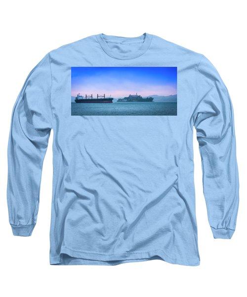 Crossing Alcatraz Long Sleeve T-Shirt