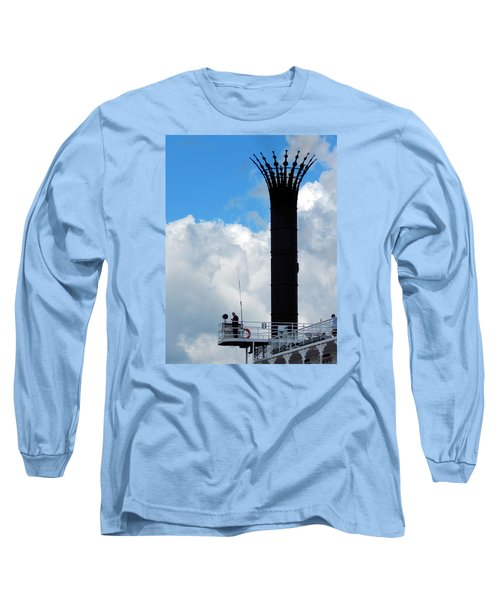 Crowned Clouds Long Sleeve T-Shirt