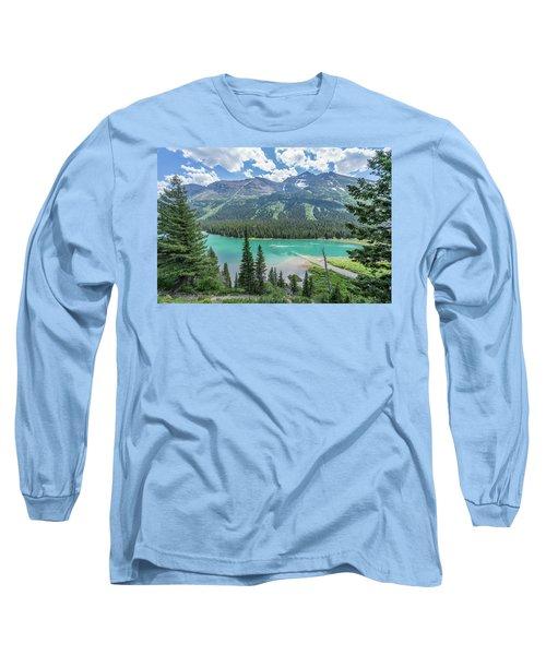 Cruise Control Long Sleeve T-Shirt by Alpha Wanderlust