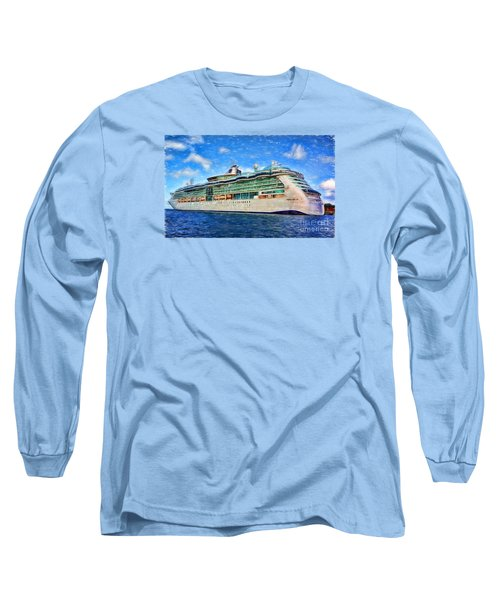 Cruising Thru Life Long Sleeve T-Shirt
