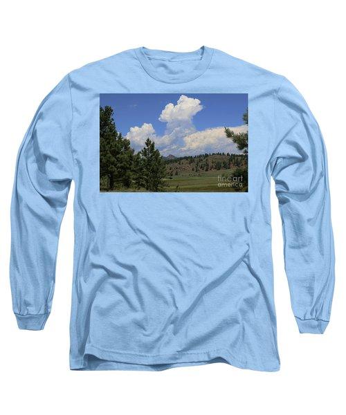 Crystal Peak Colorado Long Sleeve T-Shirt