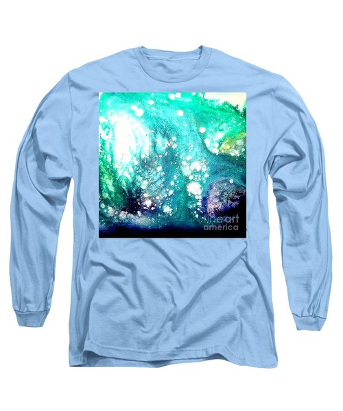Crystal Wave7 Long Sleeve T-Shirt