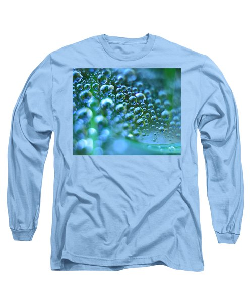Curve Of The Web Long Sleeve T-Shirt