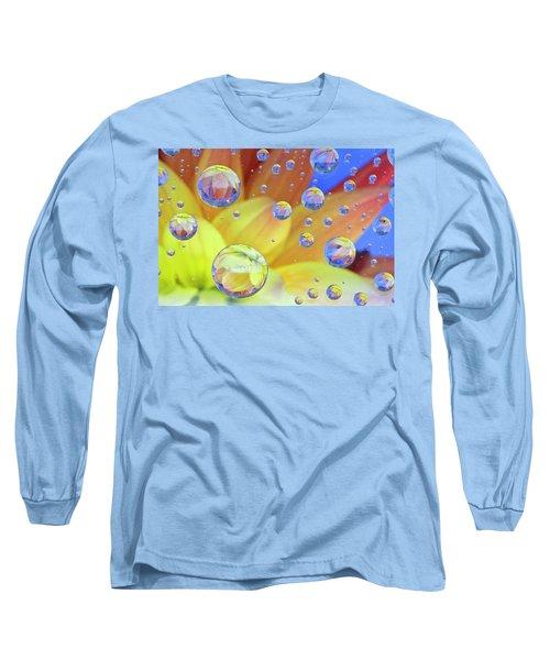 Dahlia Galaxy Two Long Sleeve T-Shirt