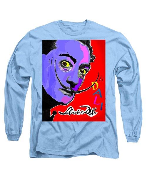 Dali Dali Long Sleeve T-Shirt