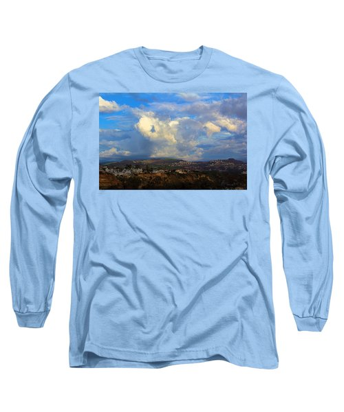 Dana Point View From Cliff Long Sleeve T-Shirt