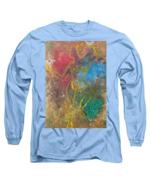 Dance Of Creation Long Sleeve T-Shirt