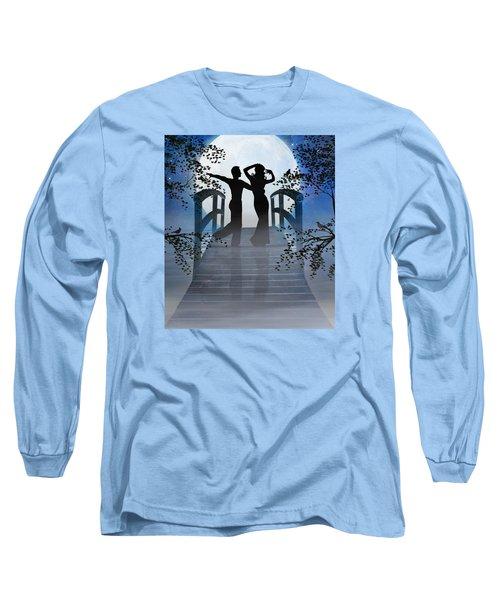 Dancing In The Moonlight Long Sleeve T-Shirt