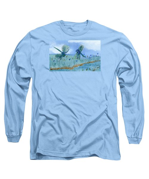 Dancing Skies Long Sleeve T-Shirt