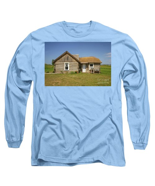 Davis Cabin Long Sleeve T-Shirt