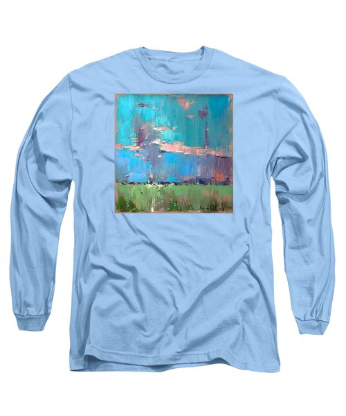Dawn Long Sleeve T-Shirt by Anastasija Kraineva